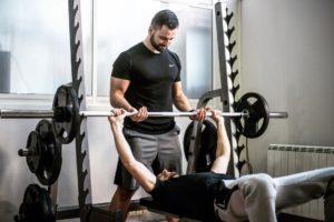 salle de coaching muscu